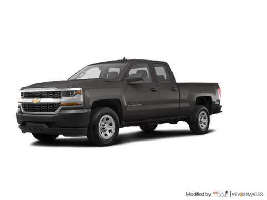 CHEVY TRUCKS SILVERADO 1500 CREW CAB 4X4 2LT 2018