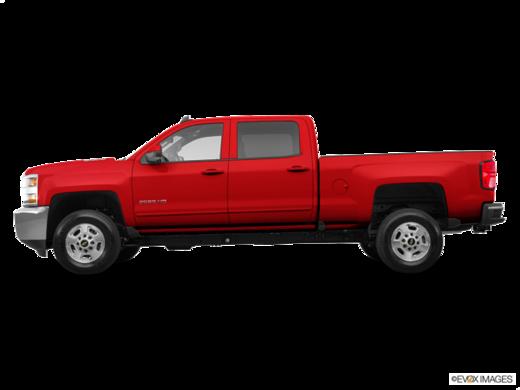 CHEVY TRUCKS SILVERADO 2500 CREW 4X4 1LT 2018