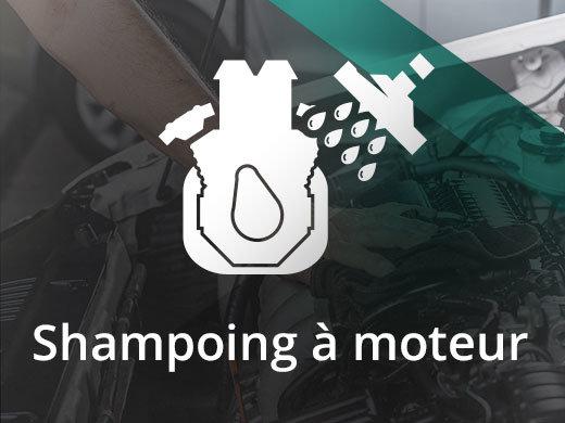 Forfait d'esthétique #11 - Shampoing à moteur