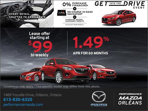 Mazda's Shift Intro Drive Event!