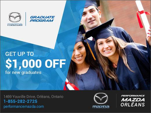 Mazda's Graduate Program