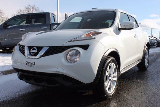 Nissan Juke SV*AUTOMATIQUE*BANCS CHAUFFANTS* 2015