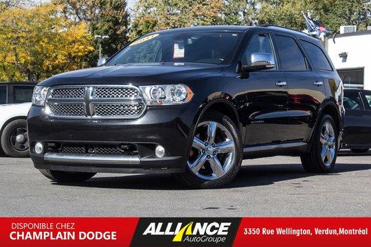 Dodge DURANGO CITADEL Citadel 4X4 Tres Propre 2011
