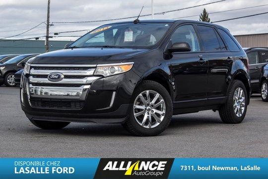 2013 Ford Edge SEL | AWD | CAMERA |CUIR |TOIT | SIÈGES CHAUFFANTS
