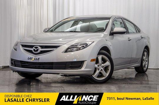 2013 Mazda Mazda6 GS SPORT | BLUETOOTH | TRES PROPRE |