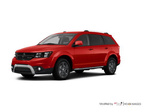 Dodge Journey CROSSROAD 2016