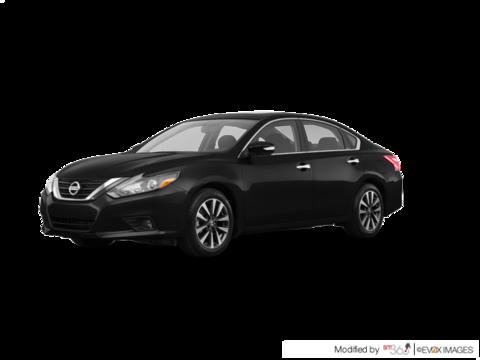 Nissan ALTIMA SEDAN SL 2018