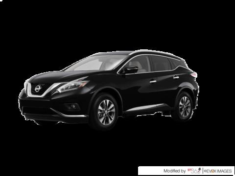Nissan Murano AWD SL 2018