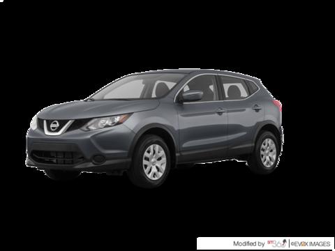 Nissan QASHQAI FWD S 2019