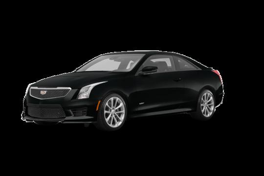 New 2017 Cadillac Ats V Coupe John Bear Hamilton Cadillac In