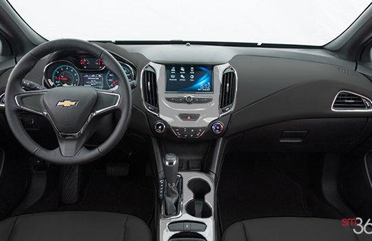 New 2017 Chevrolet Cruze Ls At Brett Chevrolet Cadillac
