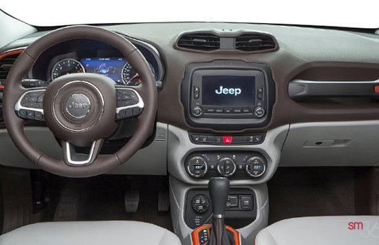 Jeep renegade limited 2017 vendre pr s de st nicolas et for Interieur jeep renegade