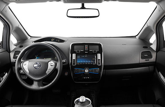 Nissan Leaf SL 2017
