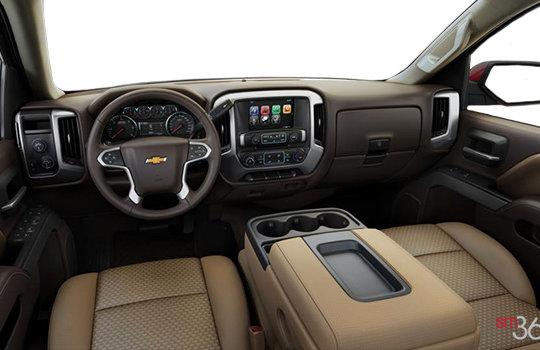 Chevrolet Silverado 1500 LT 2LT 2018 - À partir de 36640 ...