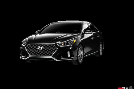<span>2018 Hyundai</span> Sonata 2.0T SPORT