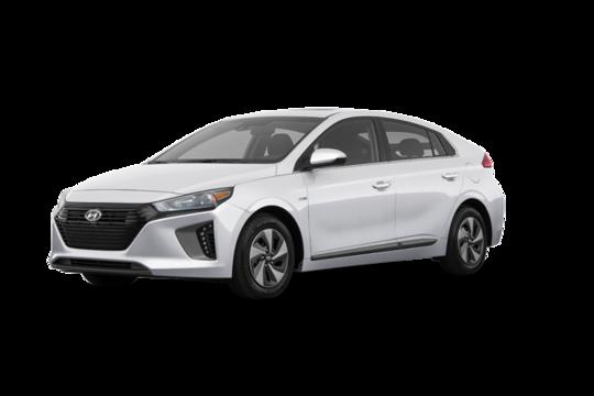<span>2019 Hyundai</span> Ioniq Hybrid Preferred