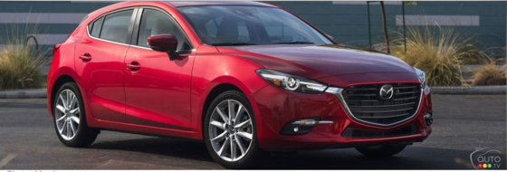Mazda3 Sport 2017 : 8000 km de conduite de précision