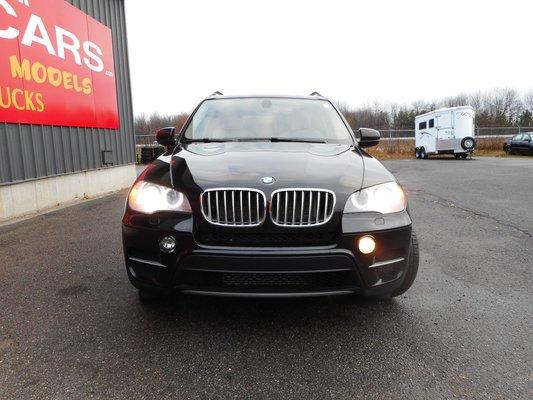 Used BMW X D RARE FIND DIESEL In Ottawa Used - 2013 bmw x5 35d
