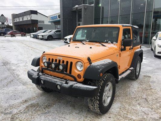 probleme jeep wrangler