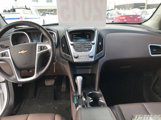 Chevrolet Equinox 2 LT 2015 AWD (11/17)