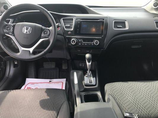 Honda Civic Sedan EX 2014 TOIT OUVRANT (9/15)