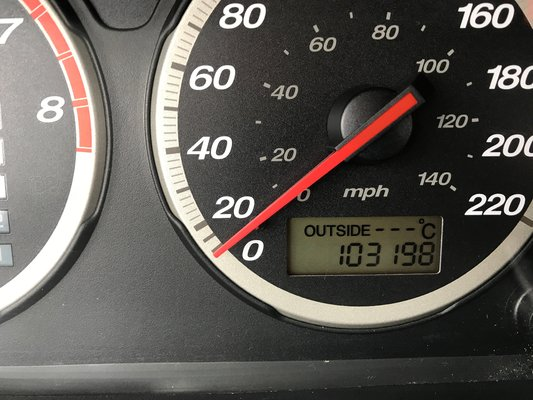 Honda CR-V EX 2005 BAS KM (16/18)