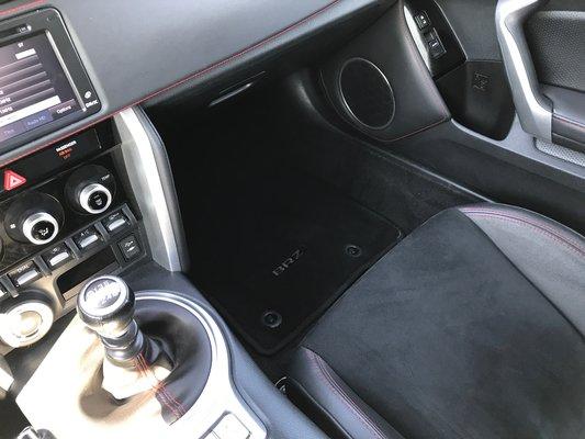 Subaru BRZ SPORT TECH 2017 BAS KM (9/16)