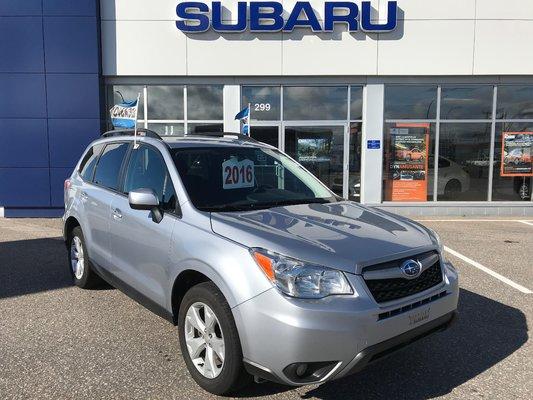 Subaru Forester I Convenience 2016 awd (4/14)