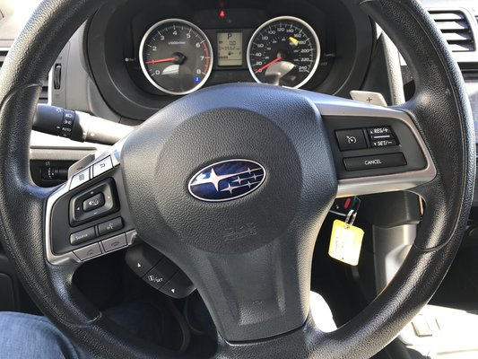 Subaru Forester I Convenience 2016 awd (12/14)