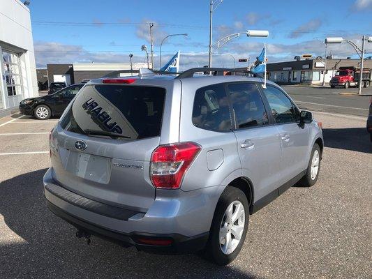 Subaru Forester I Convenience 2016 awd (3/14)