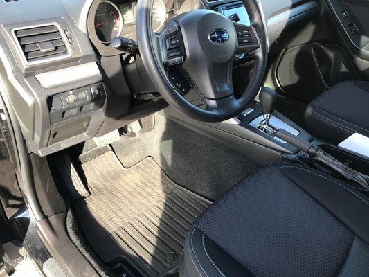 Subaru Forester I Convenience 2016 AWD (6/14)