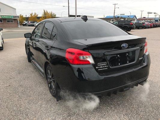 Subaru WRX W/Sport-tech Pkg 2015 AWD (2/14)