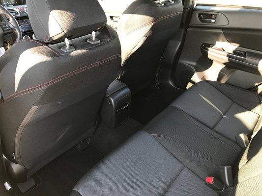 Subaru WRX SPORT 2017 AWD (8/15)