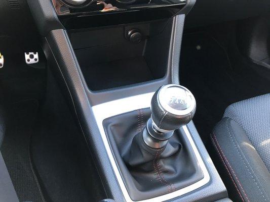 Subaru WRX SPORT 2017 AWD (11/15)