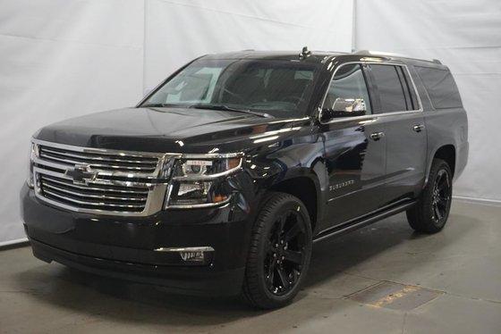 New 2018 Chevrolet Suburban Premier GBA - Black - $88805.0 ...