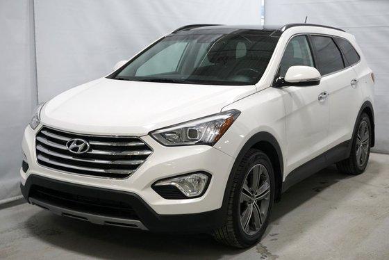 Hyundai SANTA FE XL AWD LIMITED AWD 6 PASSAGERS V6 GPS CUIR 2014
