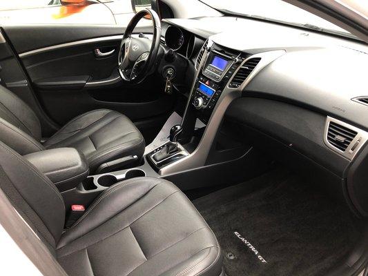 2013 Hyundai Elantra GT SE (4/10)