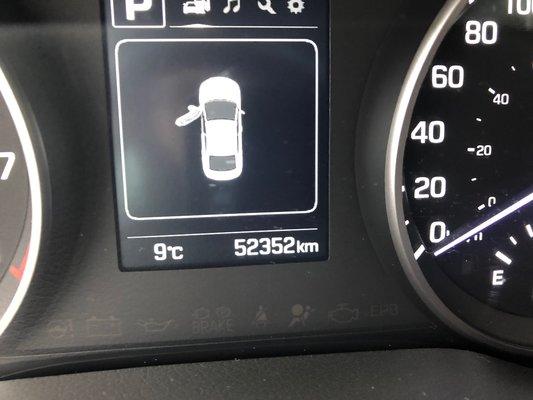 2017 Hyundai Elantra GL (11/11)