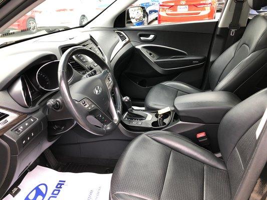 2014 Hyundai Santa Fe Sport 2.0T  SE (3/13)