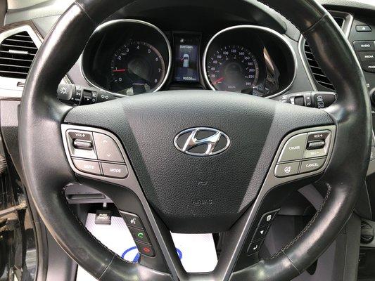 2014 Hyundai Santa Fe Sport 2.0T  SE (6/13)