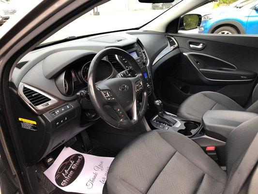 2014 Hyundai Santa Fe Sport Premium AWD (7/12)