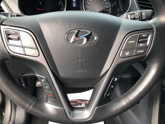 2014 Hyundai Santa Fe Sport Premium AWD 2.0T (9/16)