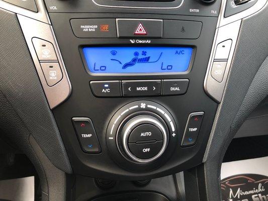 2014 Hyundai Santa Fe Sport Premium AWD 2.0T (12/16)