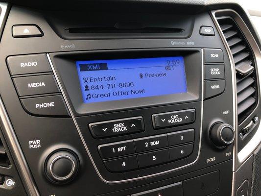2014 Hyundai Santa Fe Sport Premium AWD 2.0T (11/16)