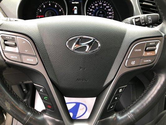 2014 Hyundai Santa Fe Sport Premium 2.0T (5/12)