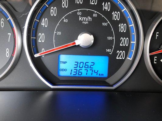 2009 Hyundai Santa Fe Limited (7/13)