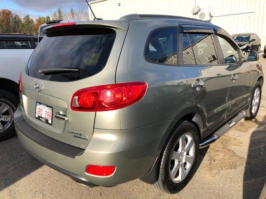 2009 Hyundai Santa Fe Limited (2/13)