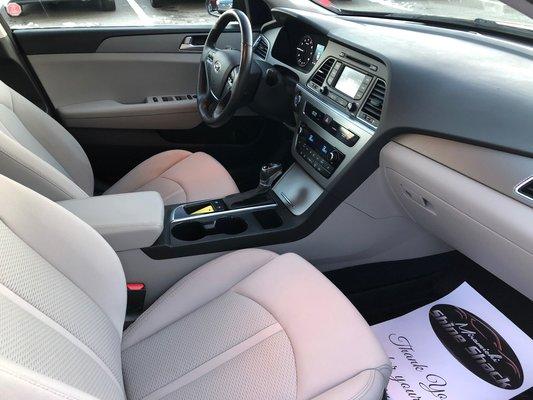 2015 Hyundai Sonata GLS (12/14)
