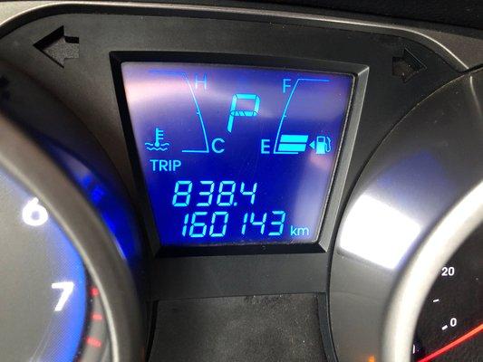 2011 Hyundai Tucson GLS (3/6)