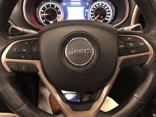 2014 Jeep Cherokee Limited (7/14)
